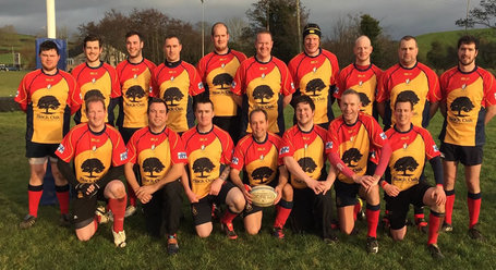 Ballyclare Rugby Sponsor